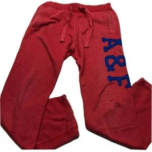 Abercrombie And Fitch Men's Sweatpants Size Medium